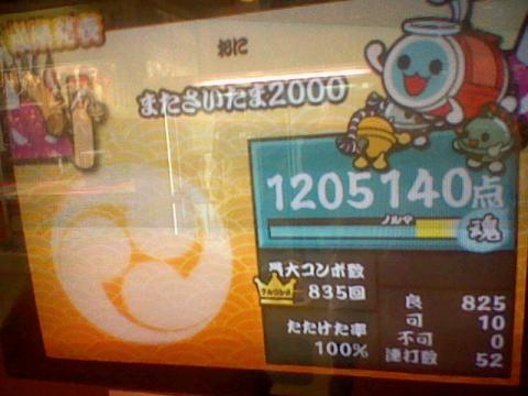 またさいたま2000 可10 120,5万