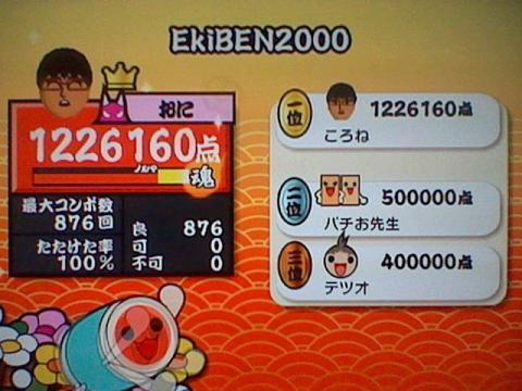 EkiBEN2000 全良