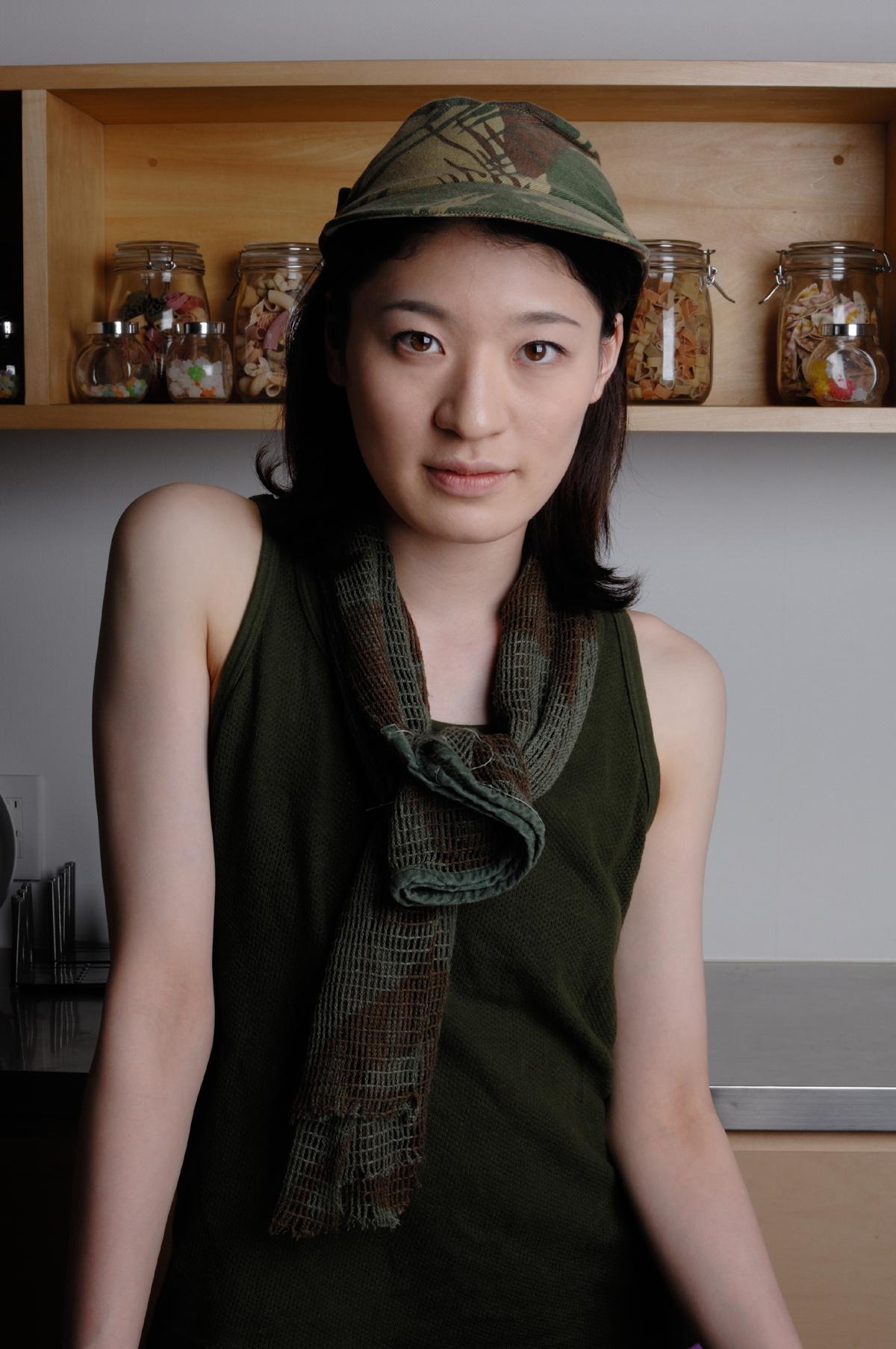 迷彩メッシュスカーフ