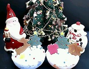 クリスマスキャンドル体験2 nagomi