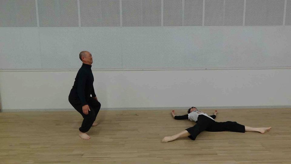 1.5mのダンス