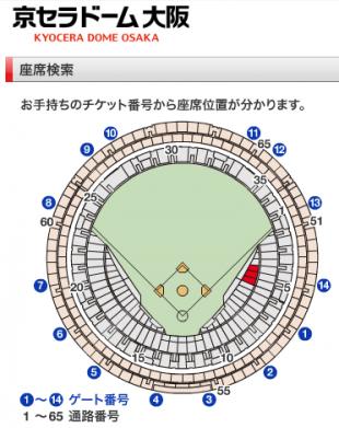 京セラドーム20131208