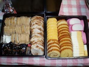 2012 おせち料理