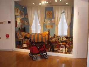 子供部屋の風景
