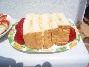 スペシャルサンドイッチその1