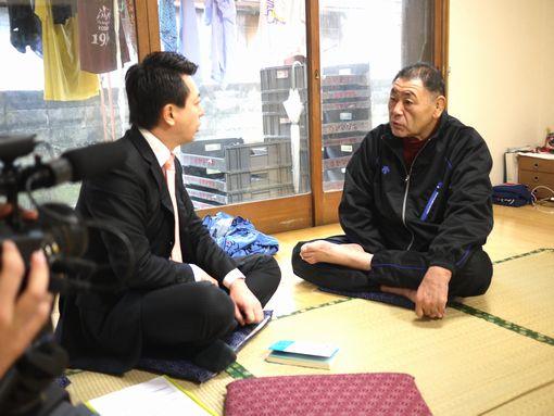 名大関魁皇を育てた友綱親方にカウTV社長室101インタビュー
