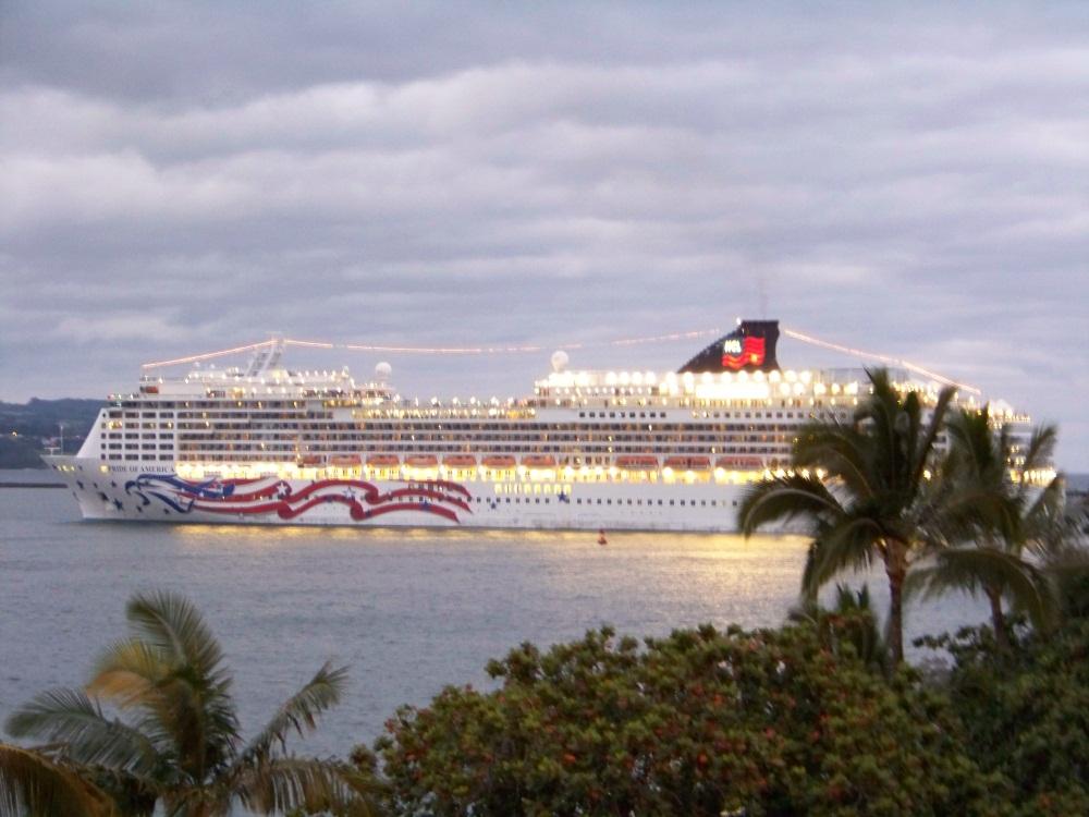 Hawaiian Cruise Aboard Norwegians Pride Of America  Detuhu