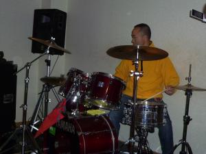 2月2日ドラム