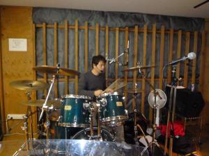 2月6日ドラム