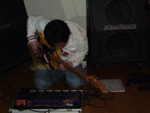 2月23日ギター