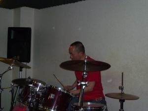 2月23日ドラム