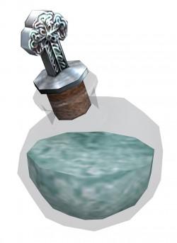 聖水手榴弾