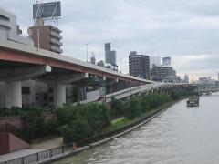 隅田川東岸