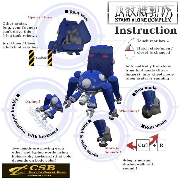 tachikoma instruction2