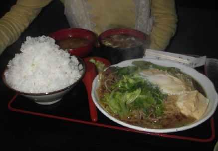 すき焼き定食・古都