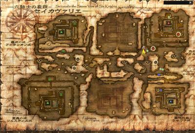 攻城戦MAP0310