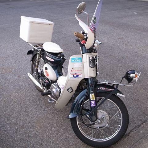 原付自転車にはまりこんだ最初 ...