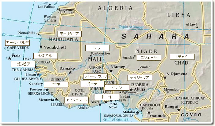 map_west africa