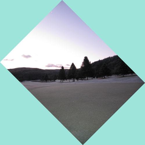 11月22日 霜&凍結&雪?