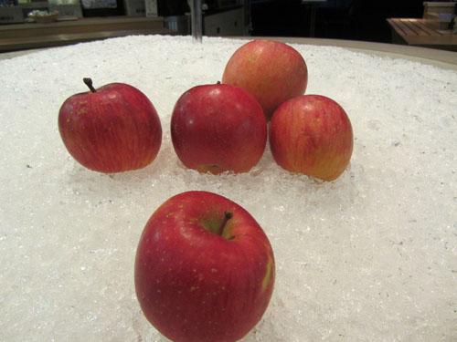 越冬りんご