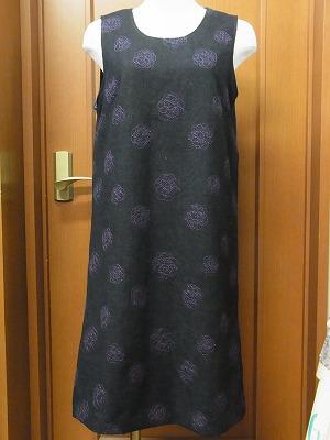 Kさんジャンパースカート1