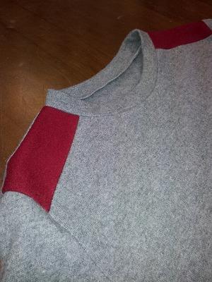 Lさんセーター (2)