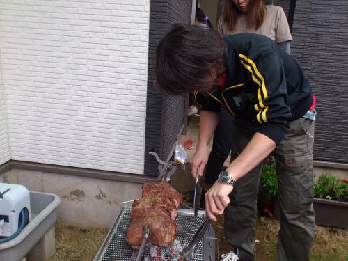 モテヤマ焼き