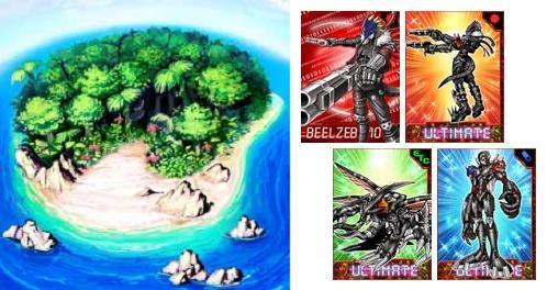 デジモンコレクターズ デジローグ島b