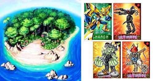デジモンコレクターズ デジローグ島