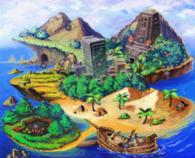 デジモンコレクターズ バイト島