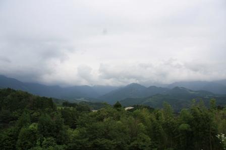 馬籠の山々.JPG