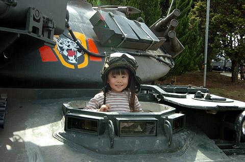 カワイイ戦車兵