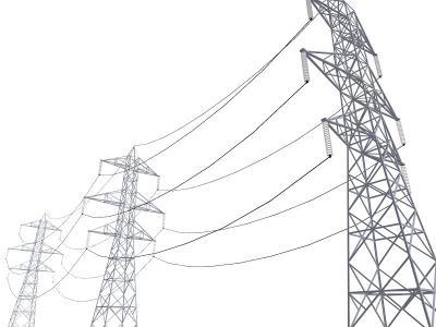 MMD鉄塔サンプル画像