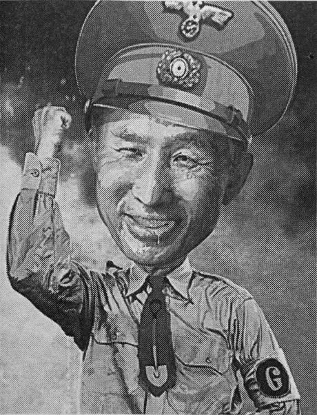 朝鮮中央通信が報じた【ネズミ博の絵