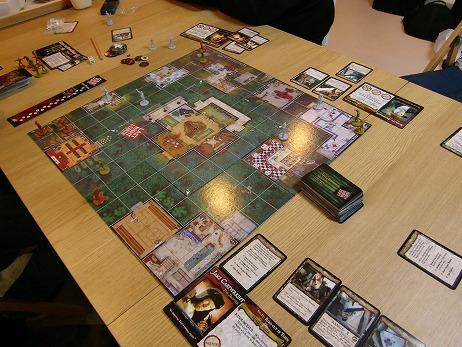 ゾンビのボードゲーム、ラストナイトオンアース