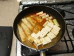 鮭はらすのぴり辛煮22