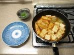 鮭はらすのぴり辛煮33