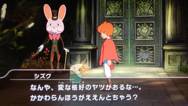 ウサギ??