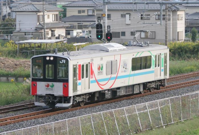 NE Train スマート電池くん E995系