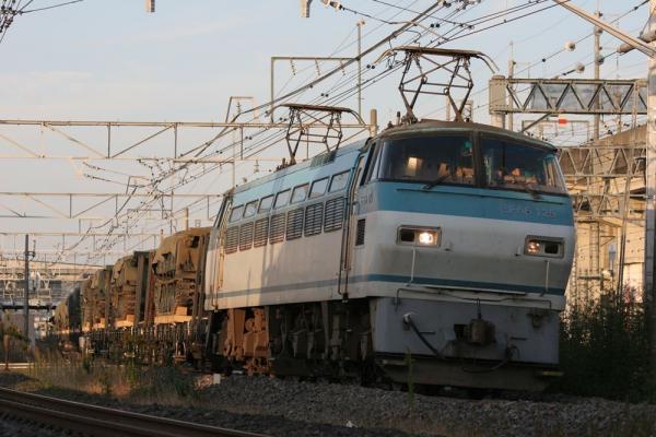 EF66125+チキ7000