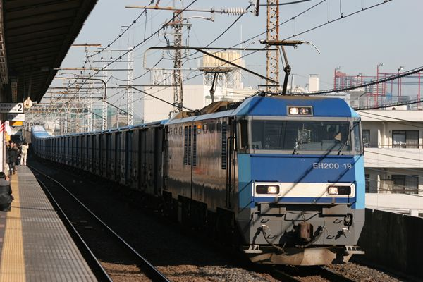 EH200-19+ワム80000