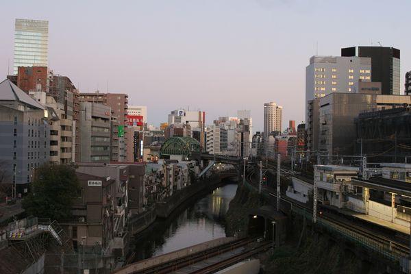 聖橋からの景色