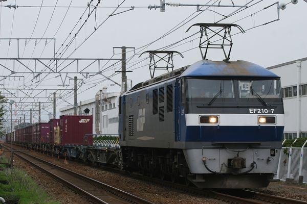 EF210-7+コキ