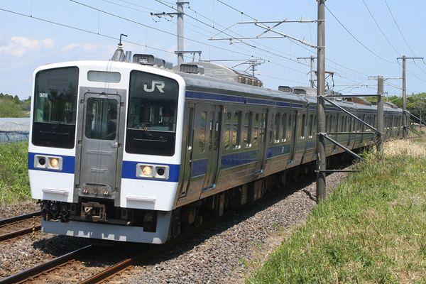 415系1500番台 K540編成