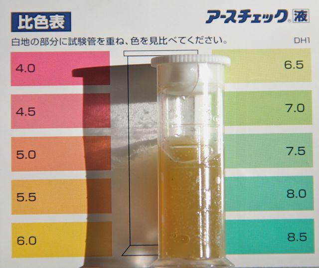 アースチェック液2