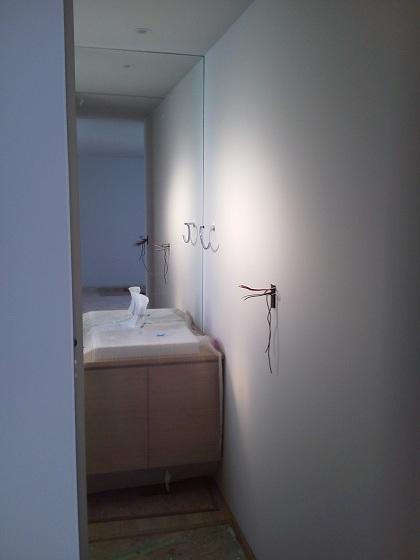 2階トイレ手洗
