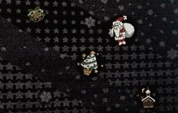 クリスマス サンタアップ