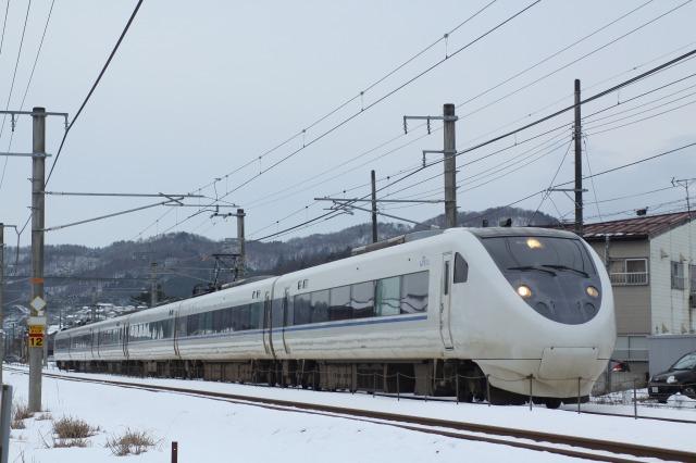 681系スキー臨