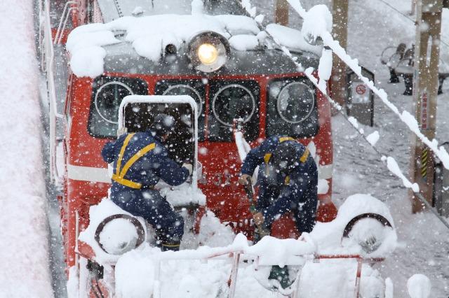 28日の特雪