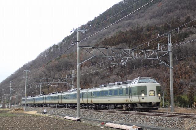 189系 普通列車